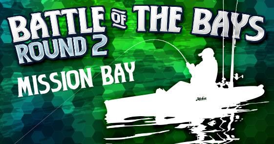 battle of the bays kayak fishing tournaments