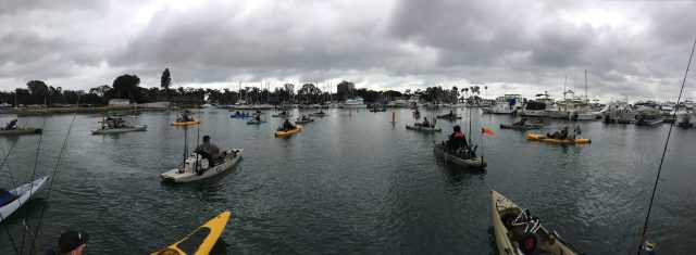 CCA CAL Battle of Bays kayak fishing tournaments
