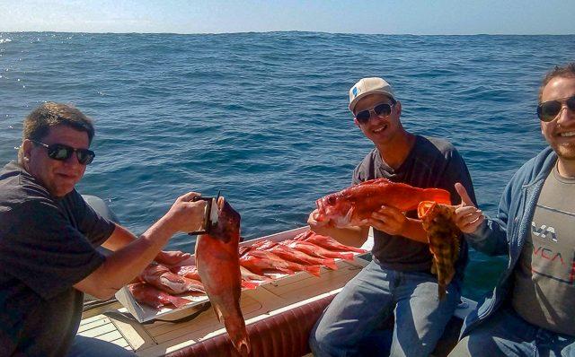 Sportfishing Baja