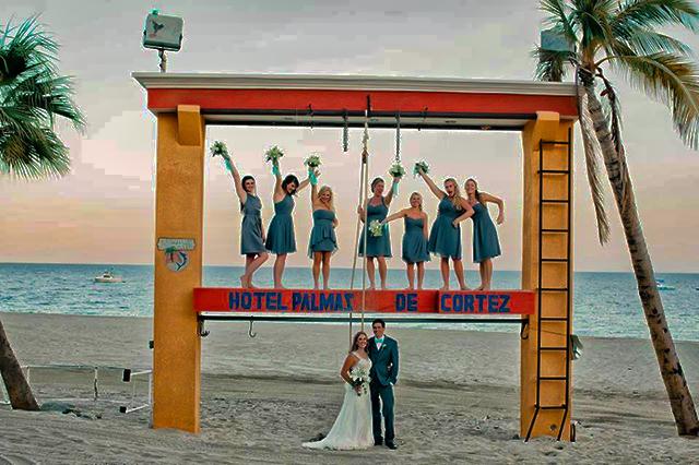 wedding baja -  East Cape Wedding Bells