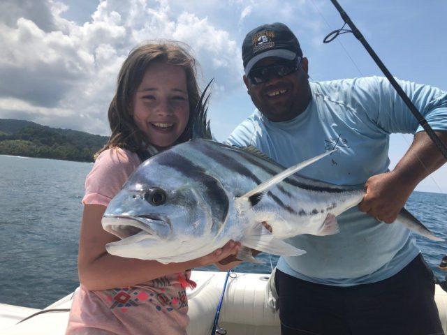 Costa Rica fishing report