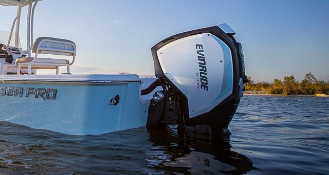 Evinrude G2 Outboards - Modern Two-Stroke Technology - BD