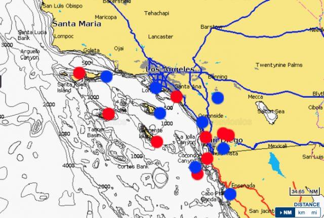 navionics hot spot - navionics fishing hot spot charts