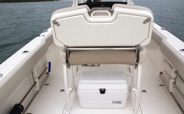 Boston Whaler 230 Outrage Review : Killer Center Console
