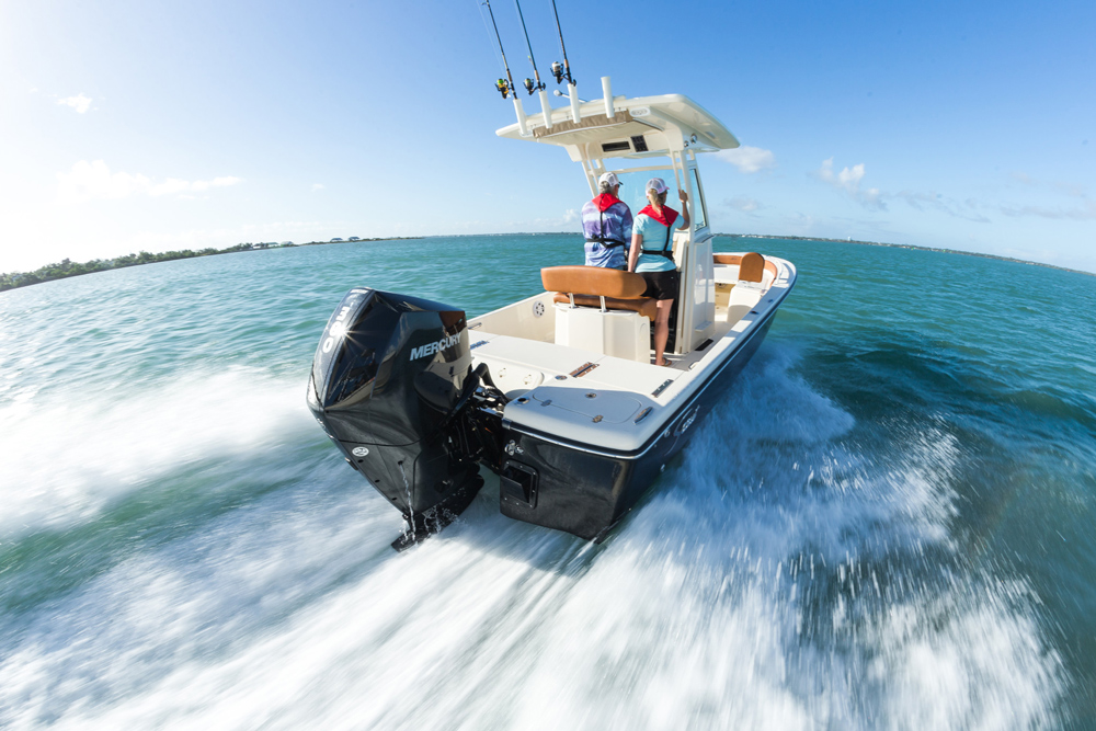 New Mercury Fourstroke Outboard Engines - BDoutdoors