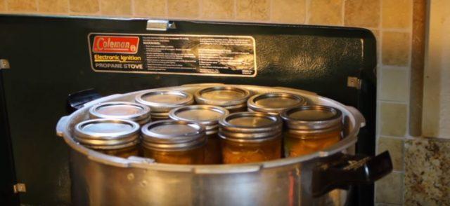 canning tuna
