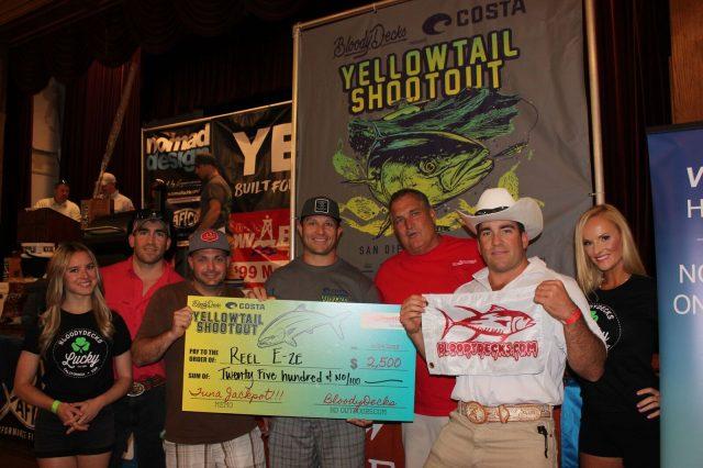 Yellowtail Shootout 2018 Results