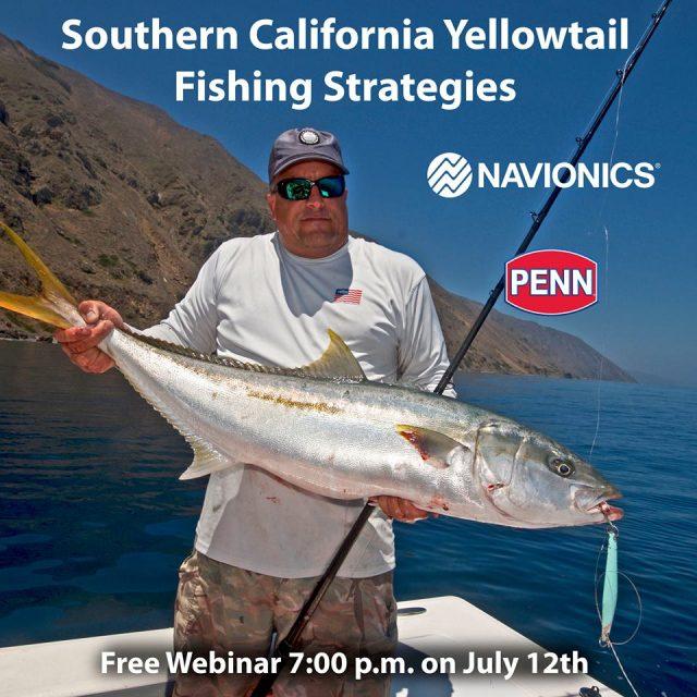 Yellowtail Fishing Webinar