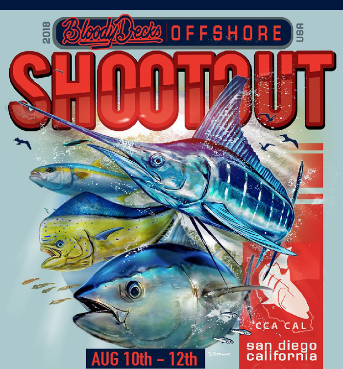 2019 Offshore Shootout Is Back Save The Date Bd Outdoors