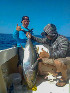 summer sportfishing