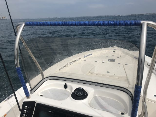 Winn Grip Overwrap uses - Winn Grip Overwrap Boat