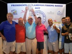 Presidential Flamingo Fishing Rodeo