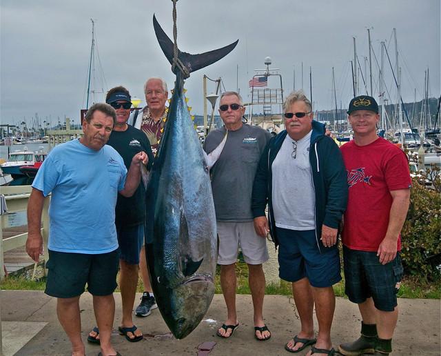 tuna challenge