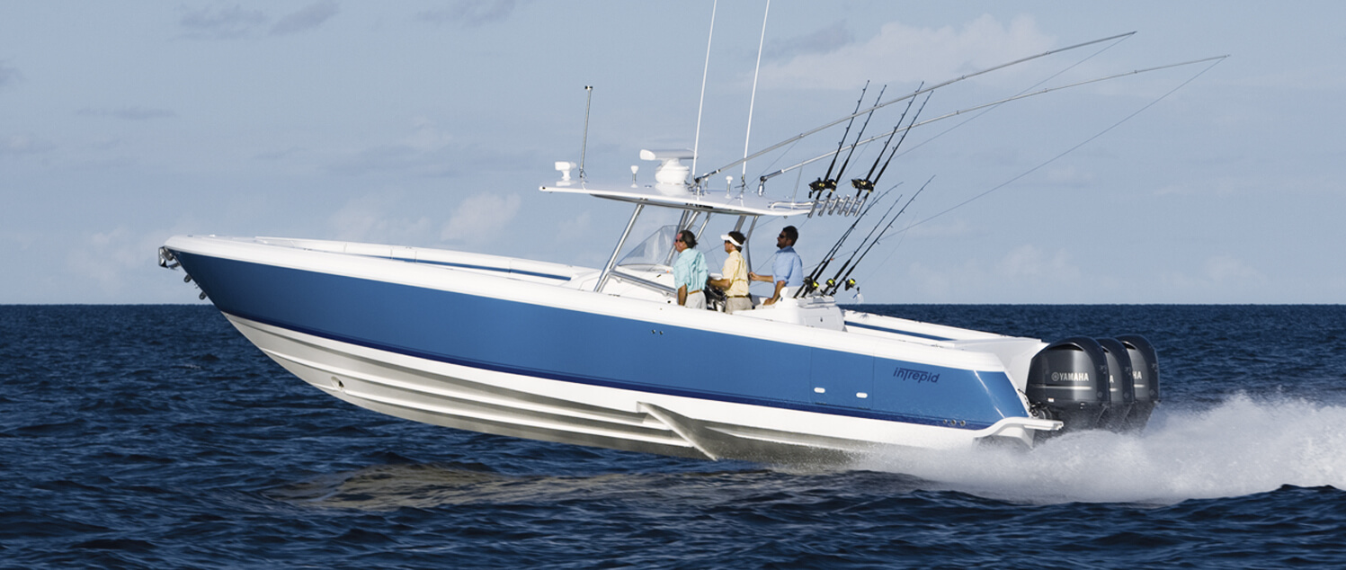 Stepped Hulls - Is A Stepped Hull Boat The Right Choice For You