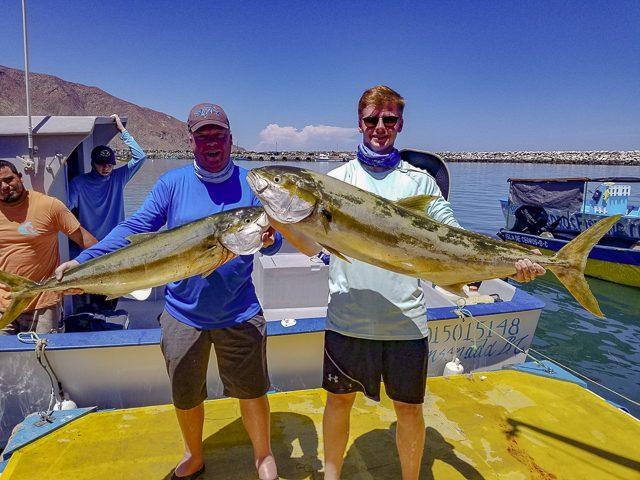 Pacific fishing