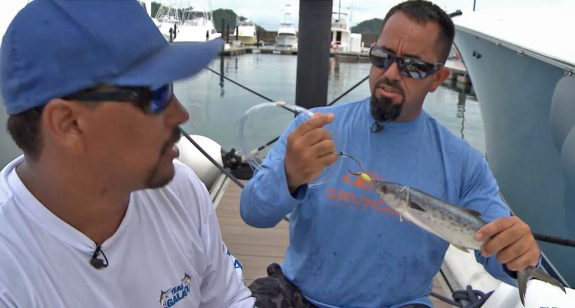 Rigging Pitch Baits