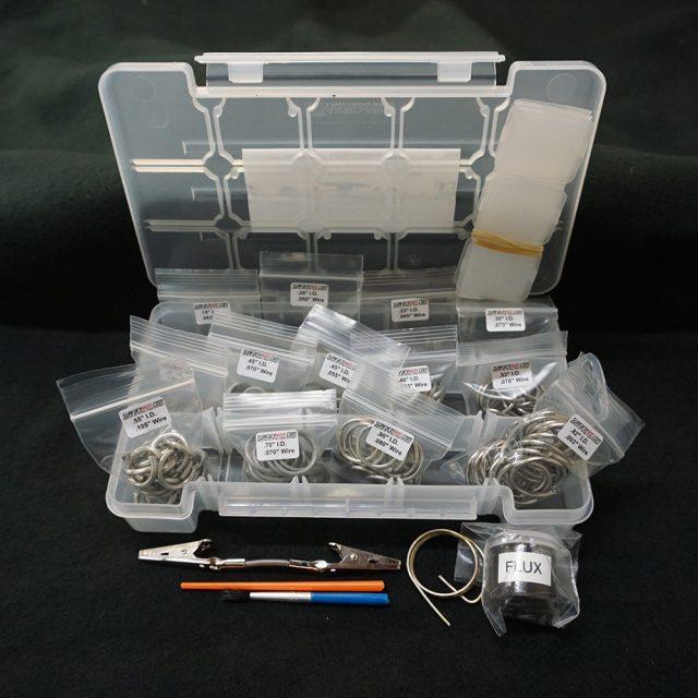 soldering ring kit
