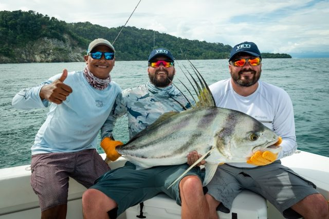 Roosterfish Release Crocodile Bay