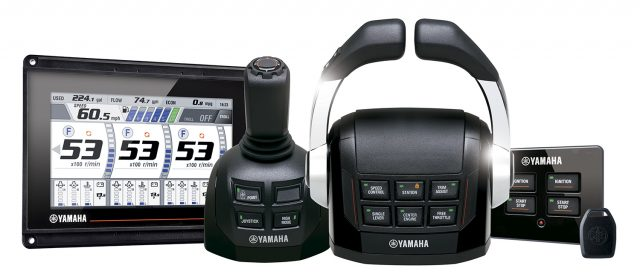 Yamaha Helm Master