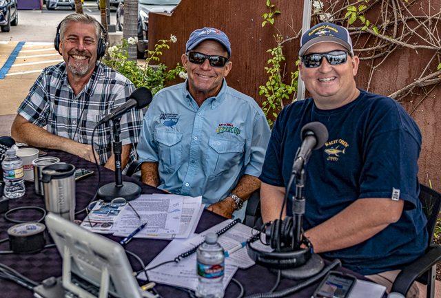 Let's talk hookup radio show