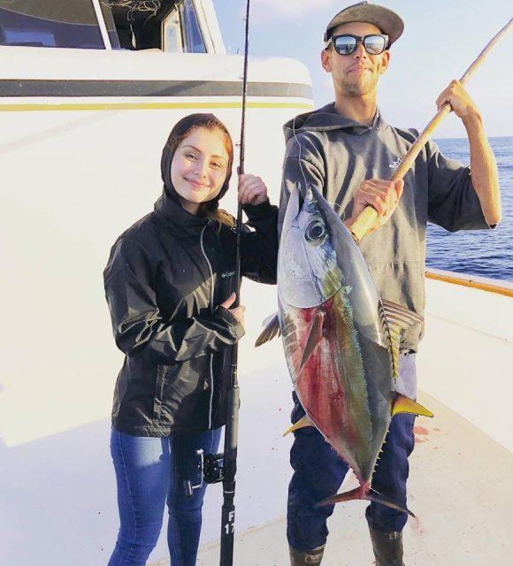 Bluefin Still Biting