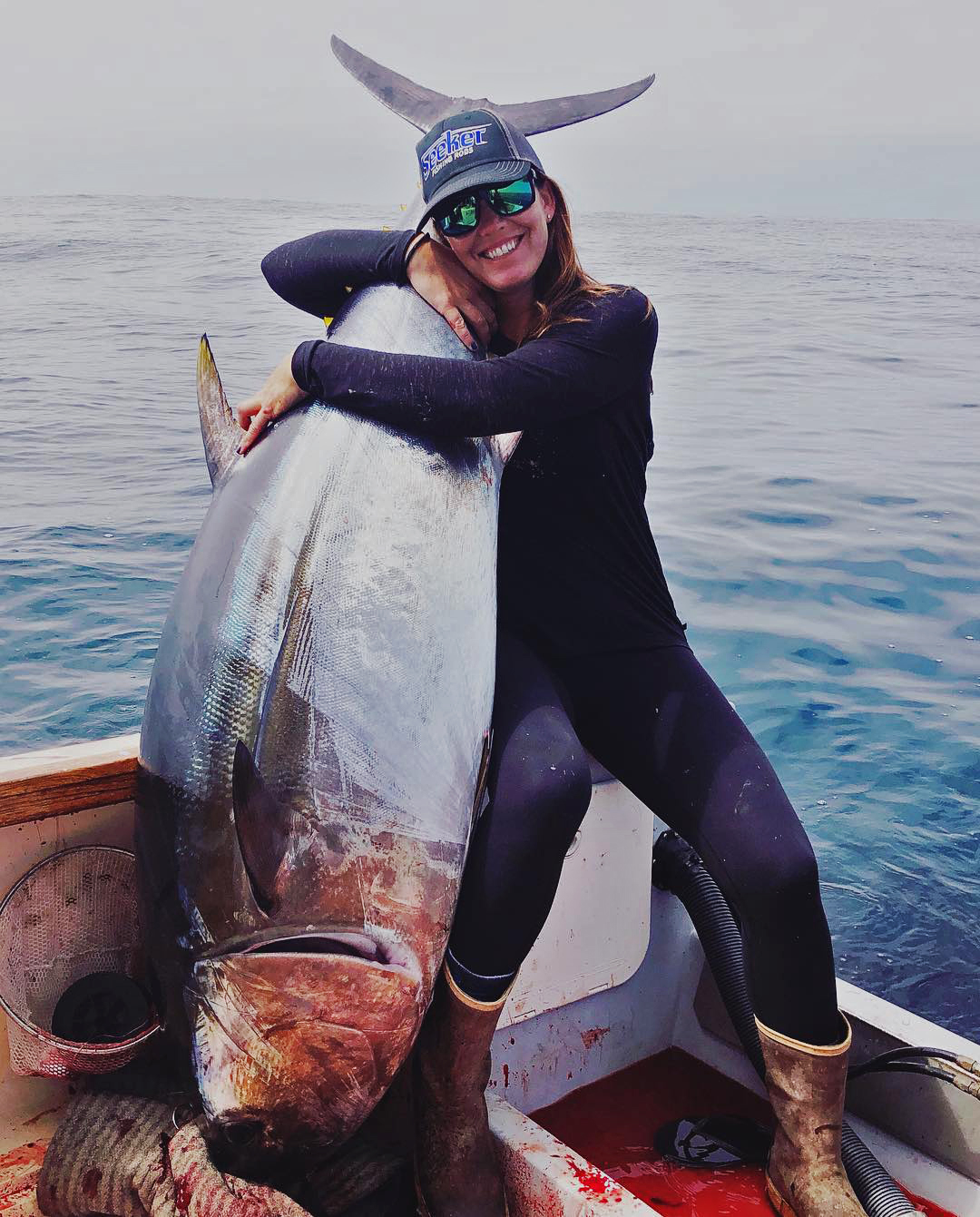Lori Mueller BD Fishing Chick