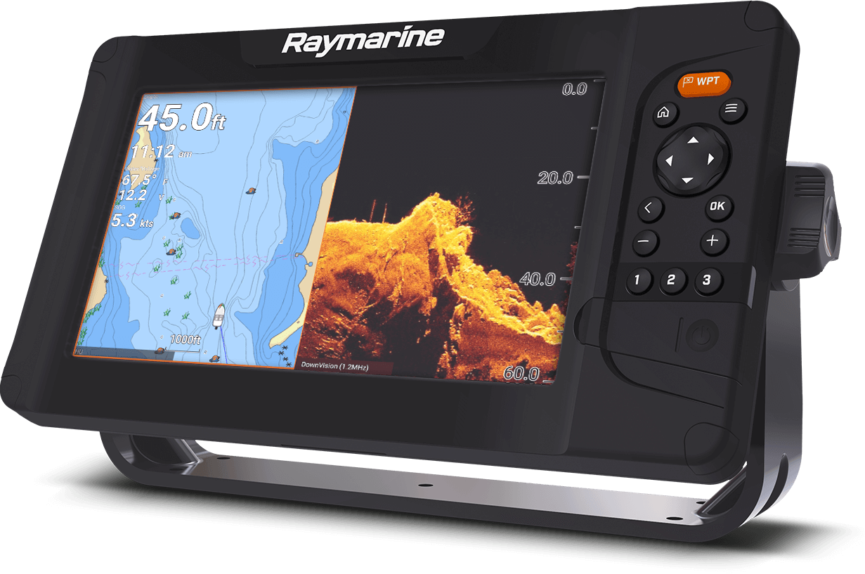 Flir Introduces Raymarine Element Series Amp Lifelike Sonar