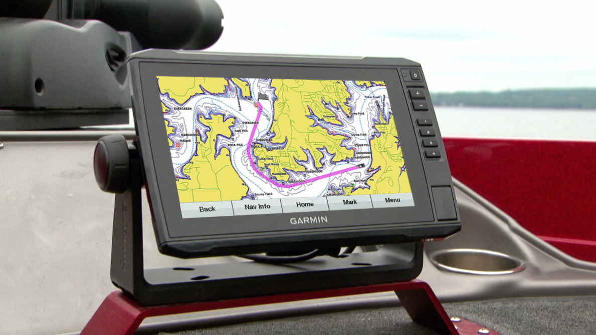 Garmin Echomap Plus - Garmin Adds Navionics Echomap Plus