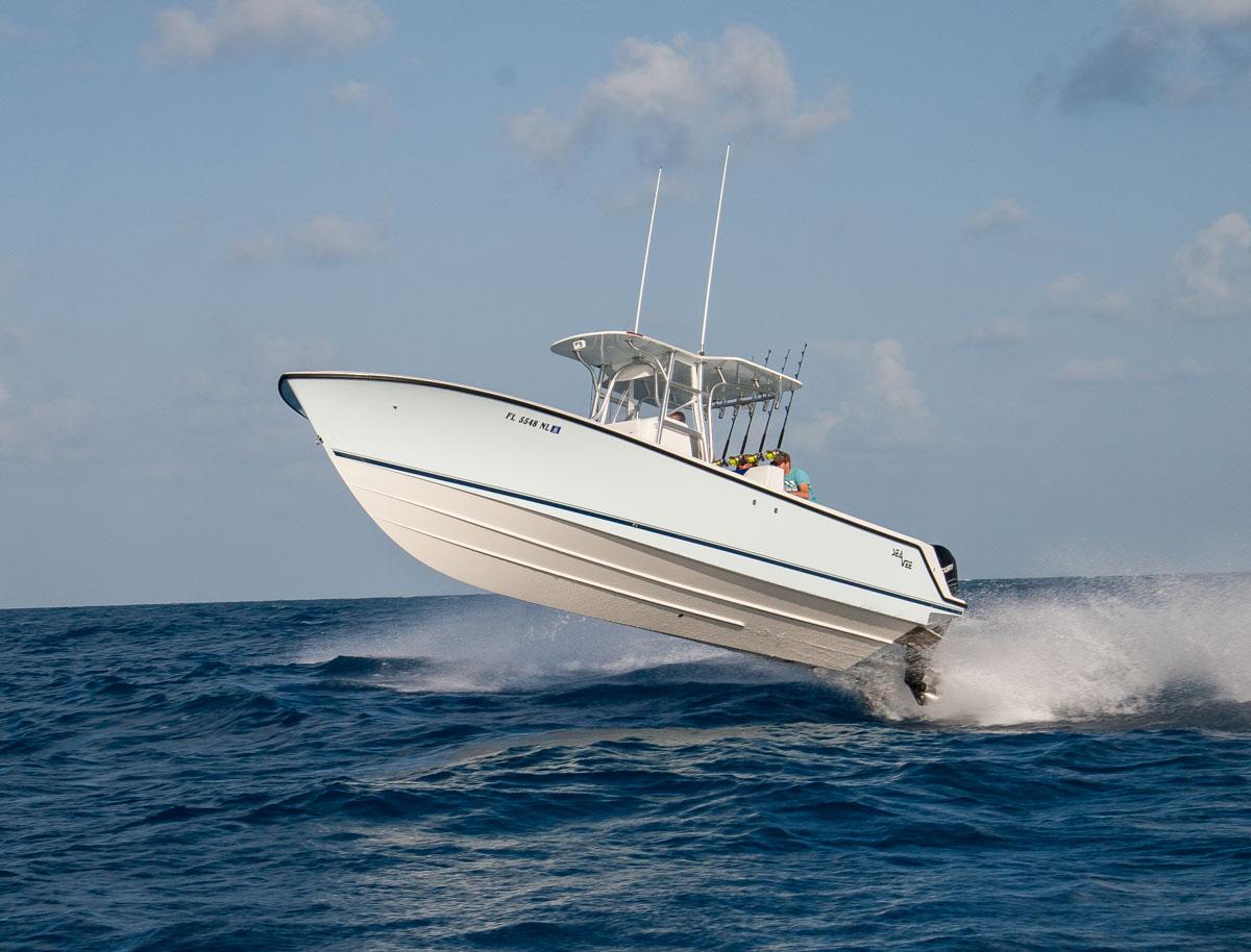 Fishing Boat Hull Designs