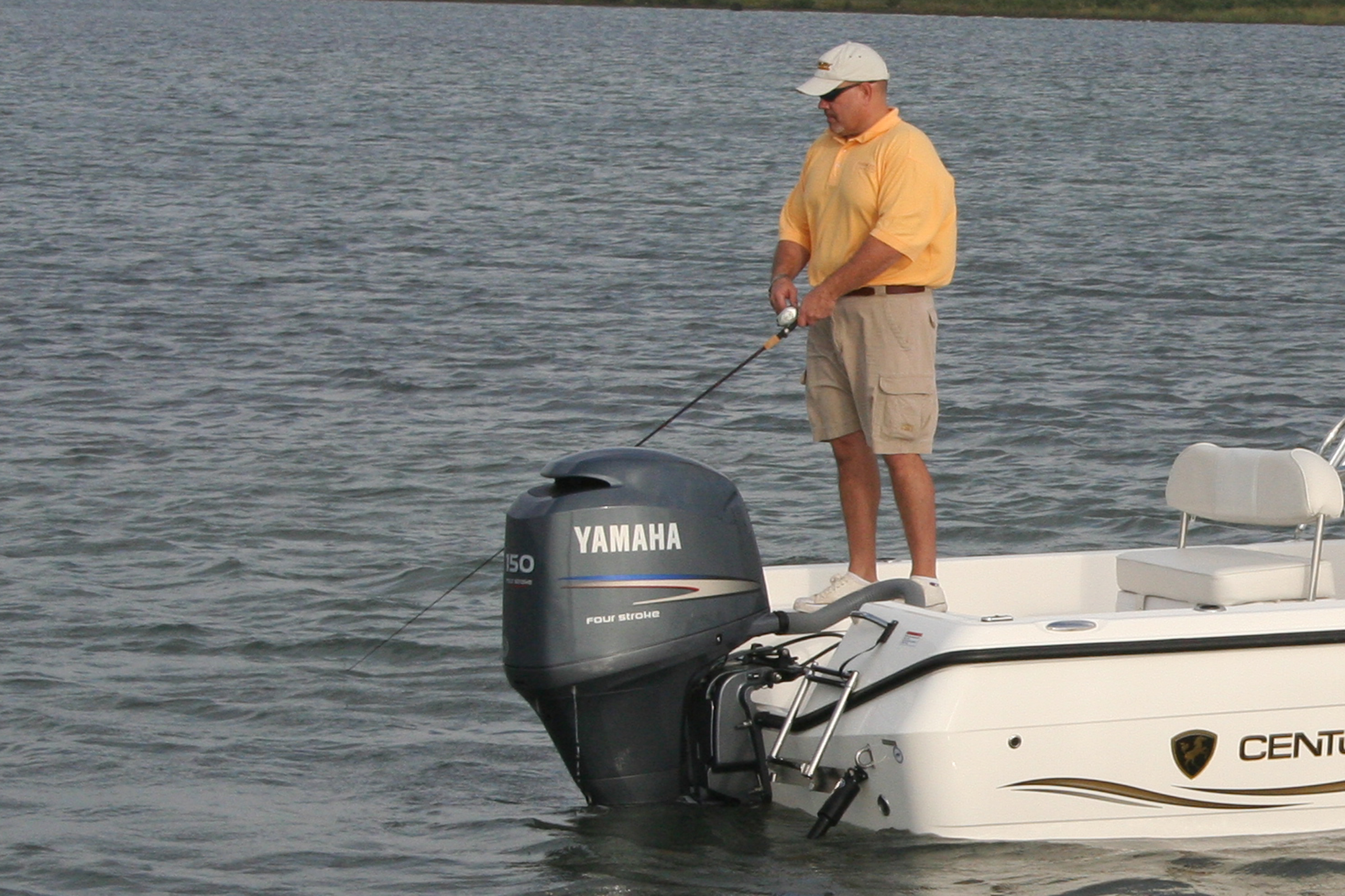 Yamaha In-Line-Four F200, F175, & F150 Outboard Review