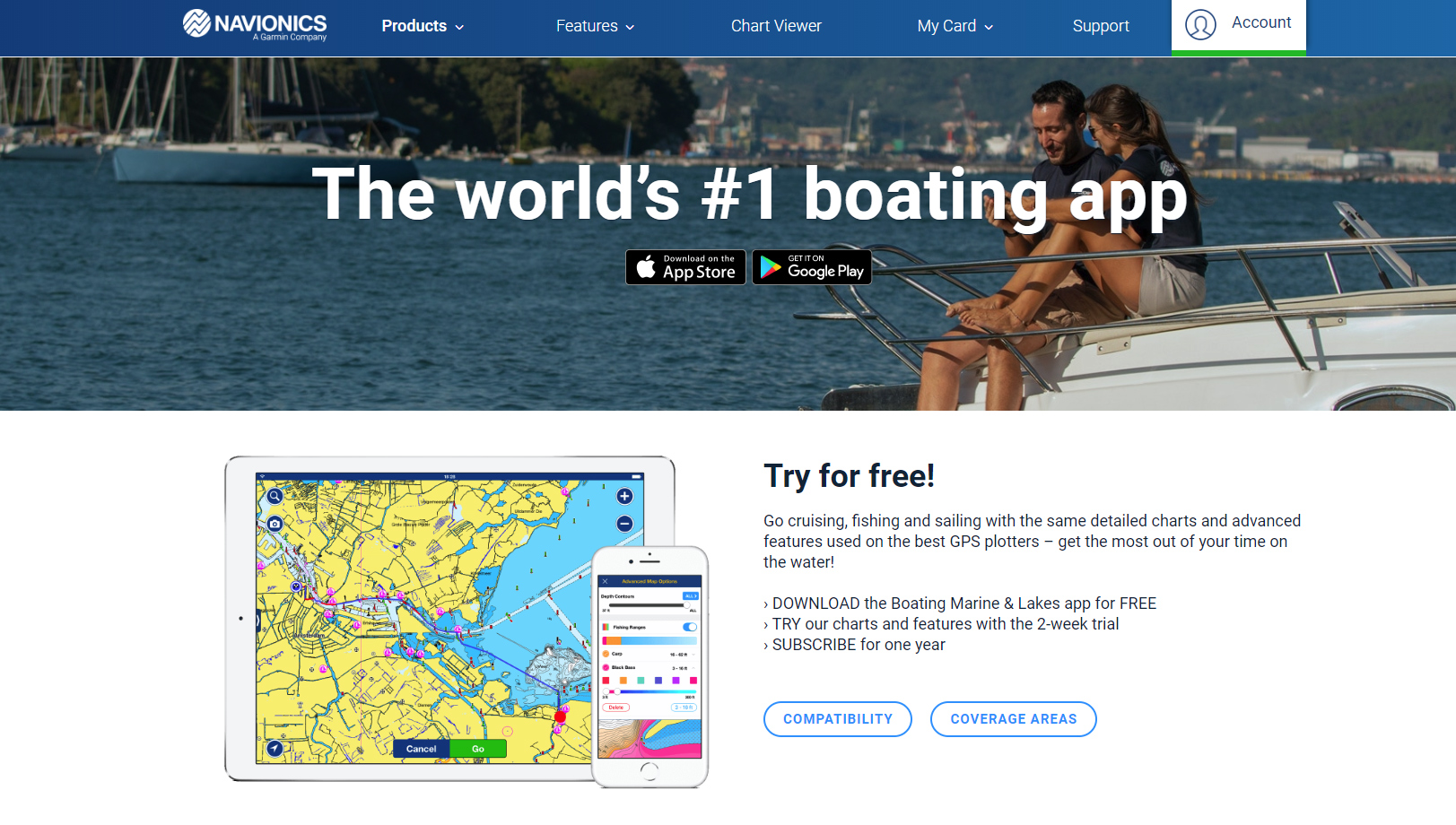 boater apps