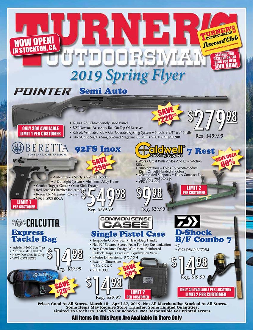 2019 spring flyer