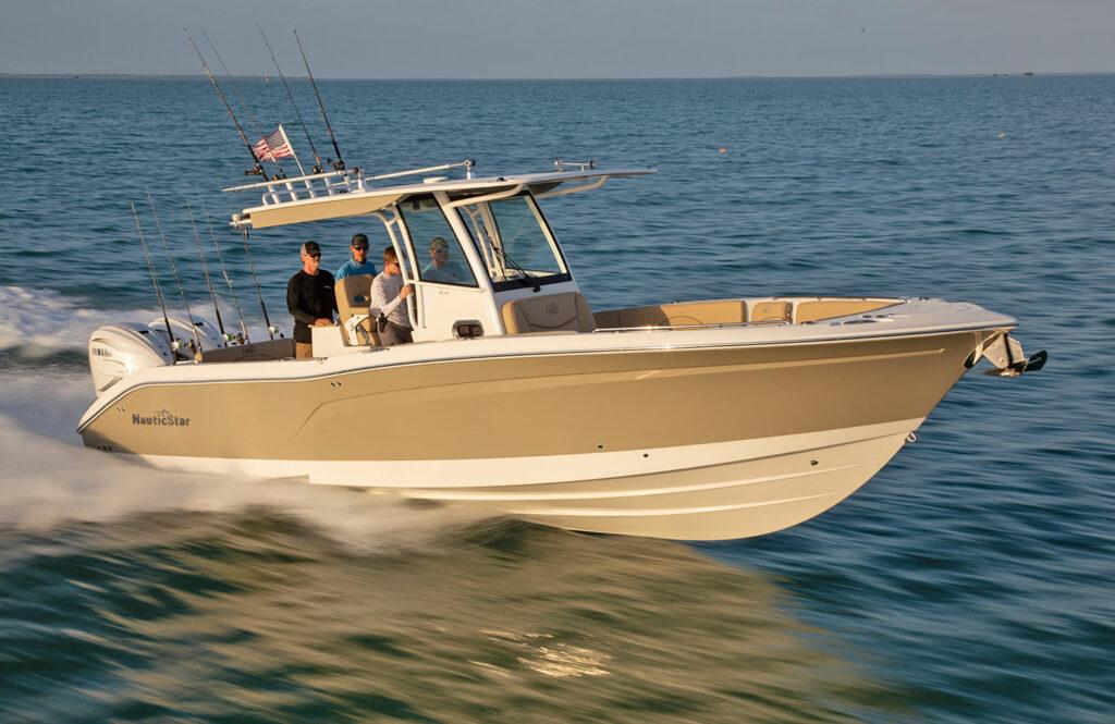 Nautic Star Boats