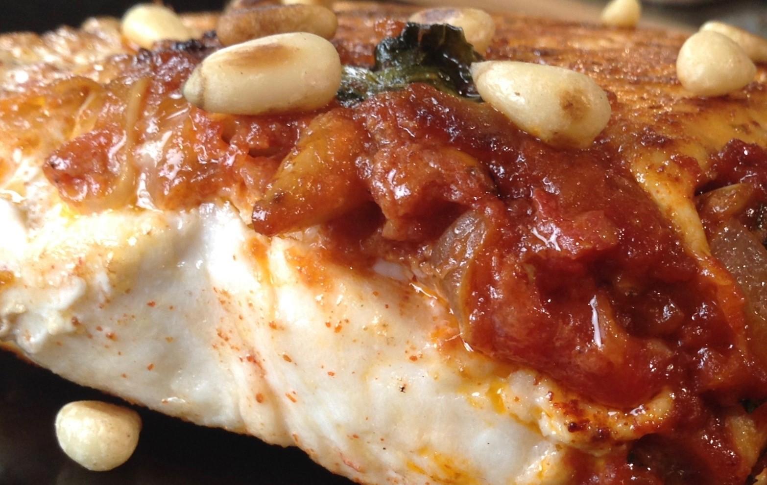 halibut recipe