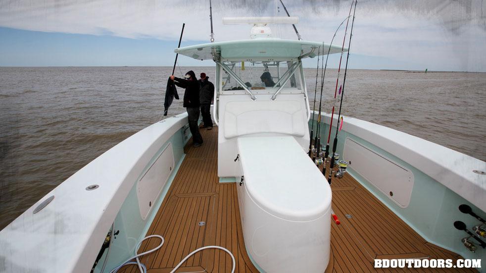 Freeman Boatworks 40