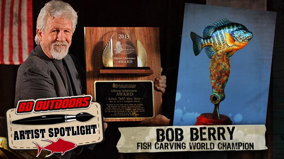 Artist spotlight bob berry