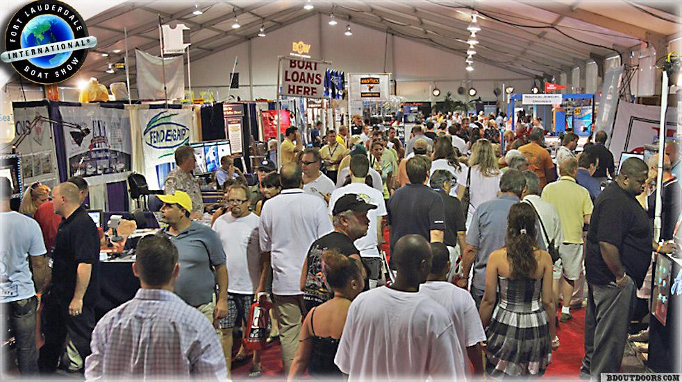 Fort Lauderdale International Boat Show 2011