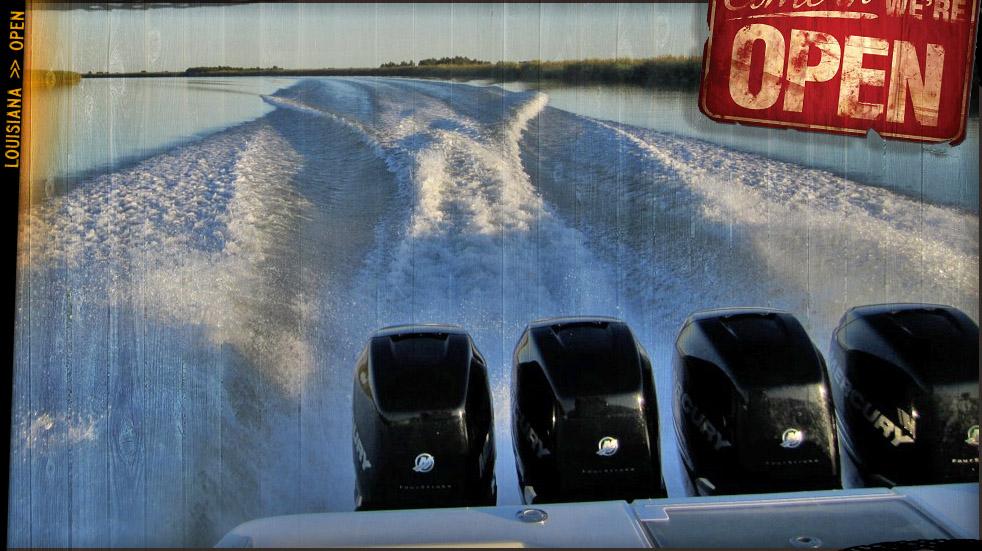 Louisiana Offshore Fishing